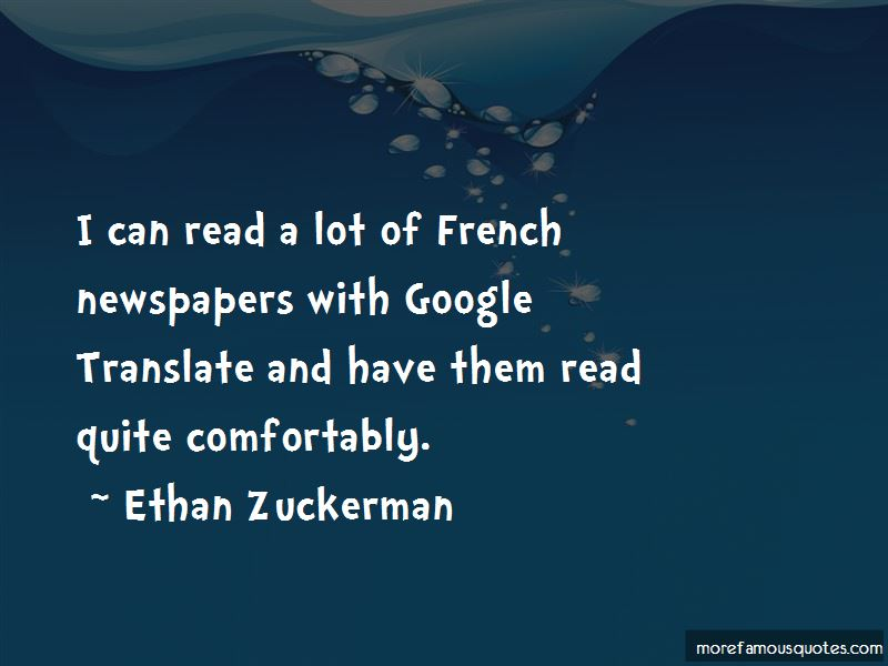 Quotes About Google Translate