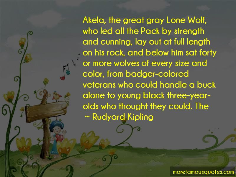 Gray Wolves Quotes Pictures 2