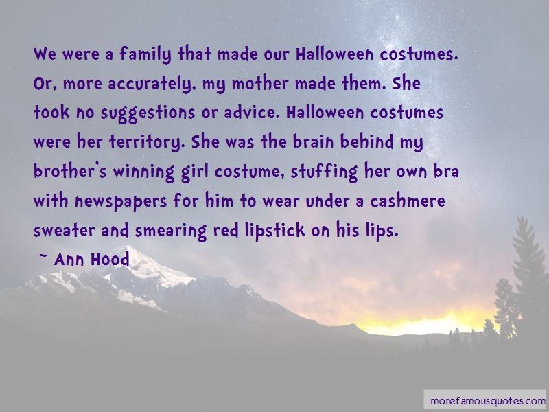Quotes About Halloween Costumes