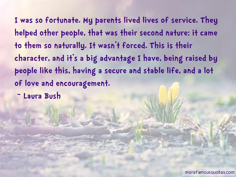 Having A Fortunate Life Quotes Pictures 2