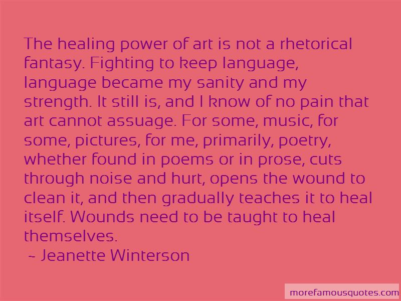 Quotes About Healing Power Of Music Top 6 Healing Power Of Music