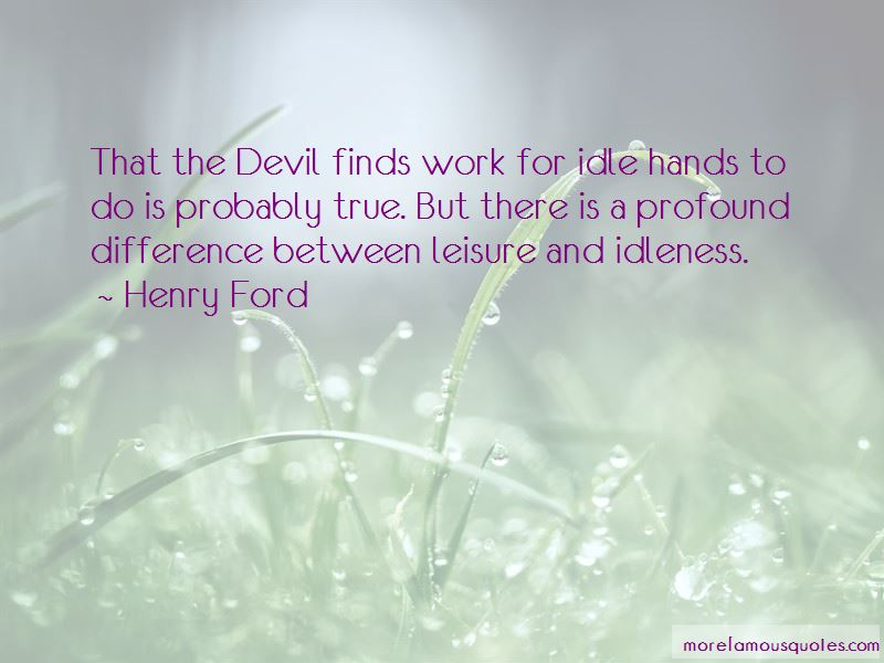 Idle Hands & The Devil Quotes Pictures 3