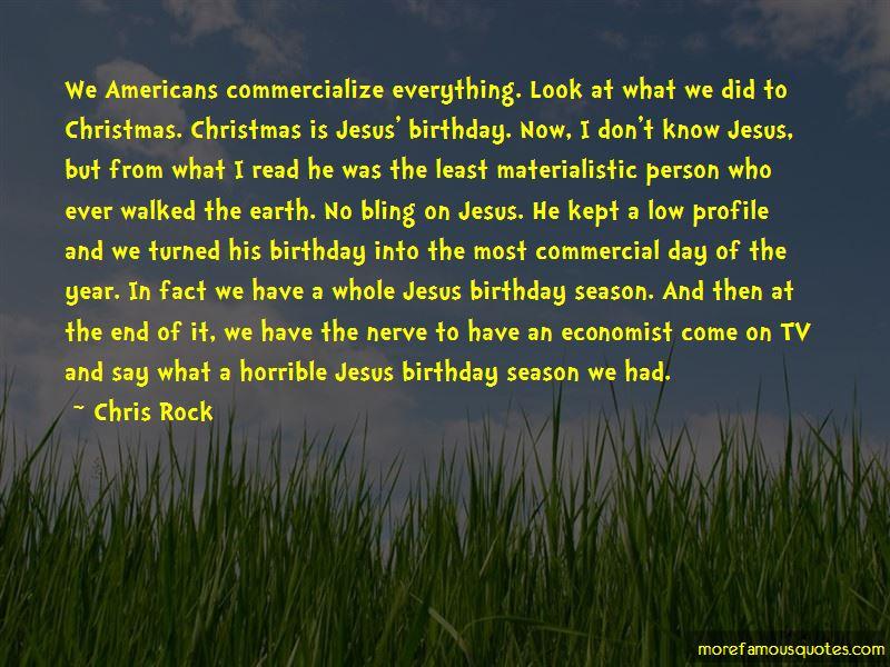 Quotes About Jesus Birthday