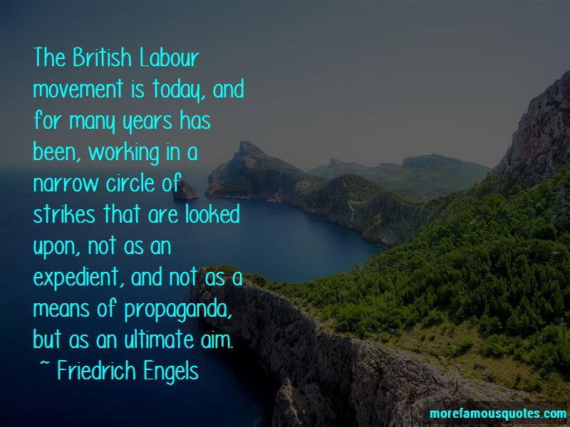 Quotes About Labour Strikes