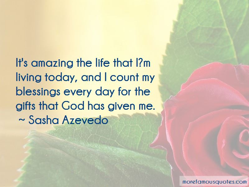 Quotes About Living An Amazing Life