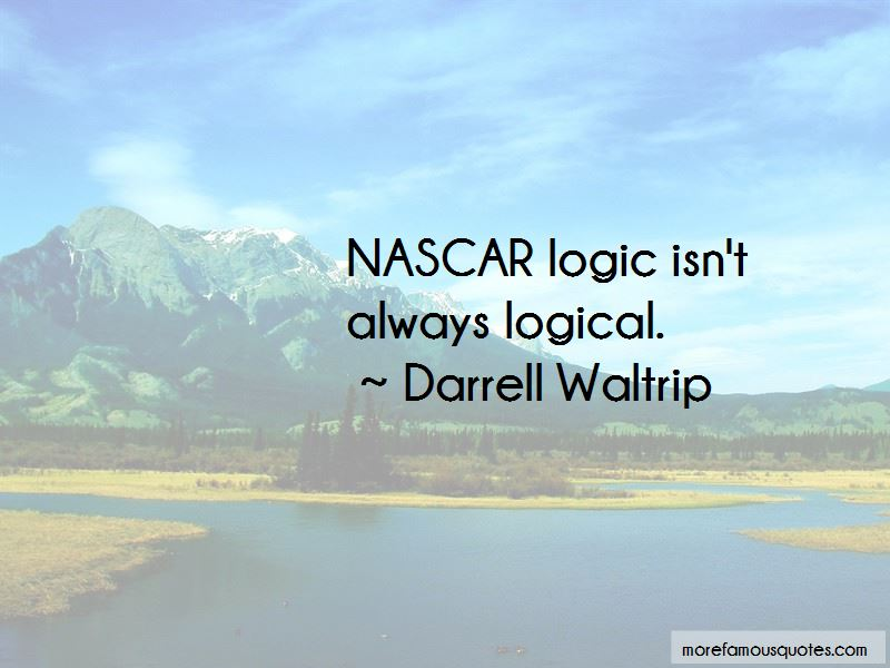 Logic Quotes Pictures 4