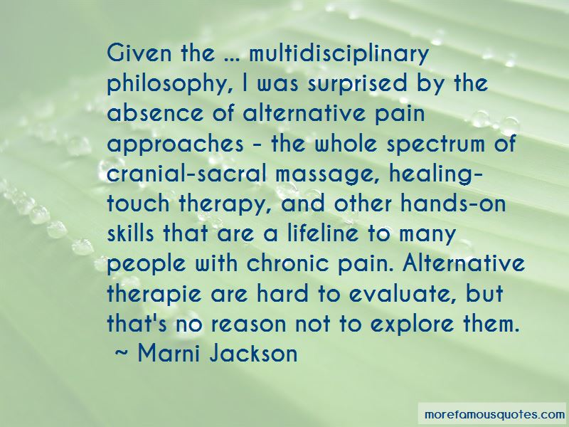 Quotes About Massage Healing