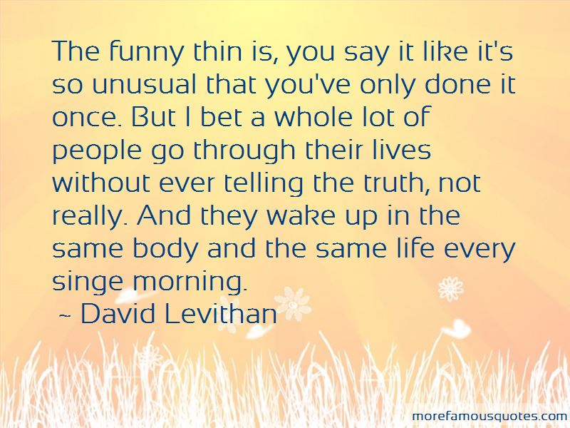 Quotes About Morning Funny