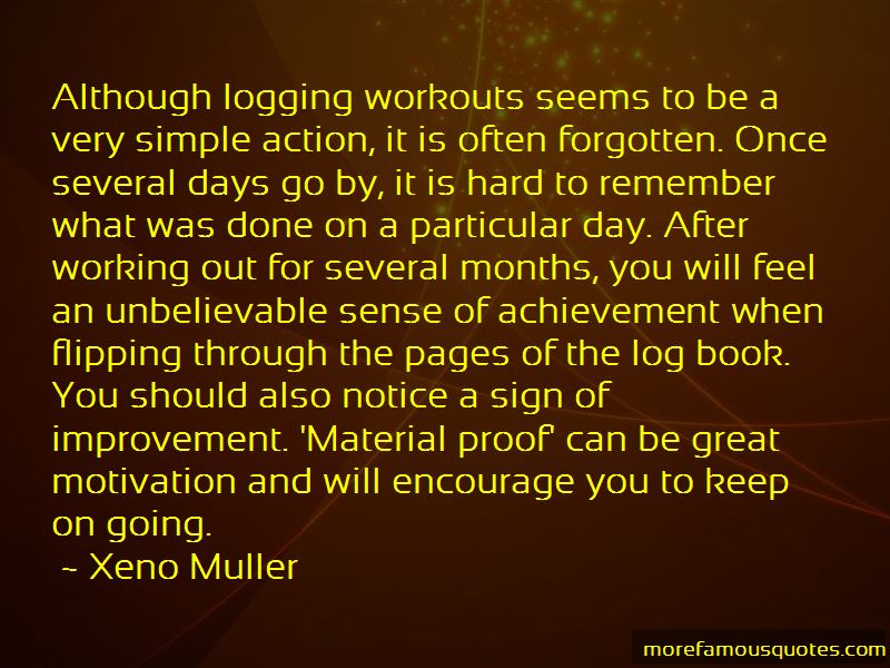 Quotes About Motivation Working Out