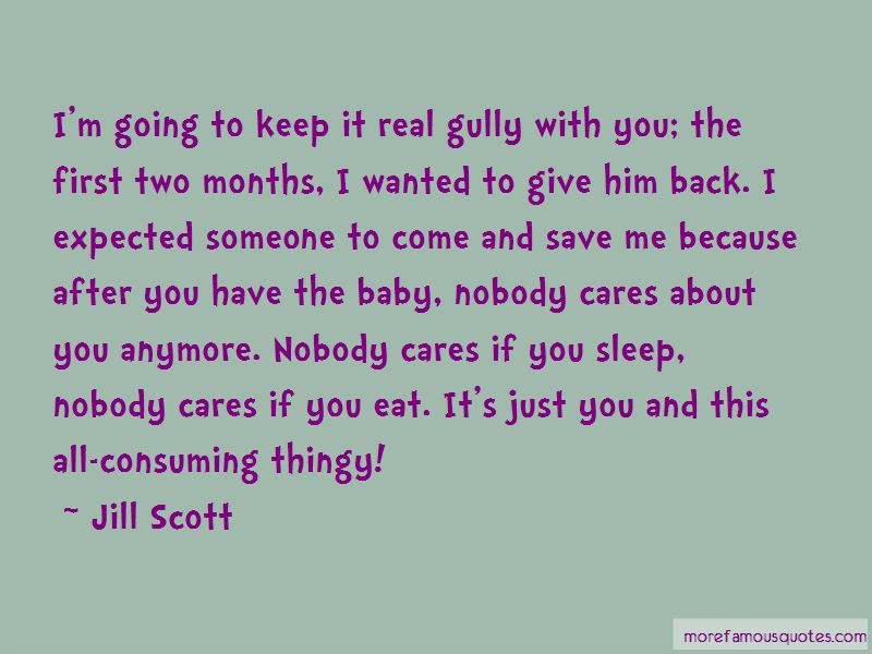 Quotes About Nobody Cares About You: top 45 Nobody Cares ...