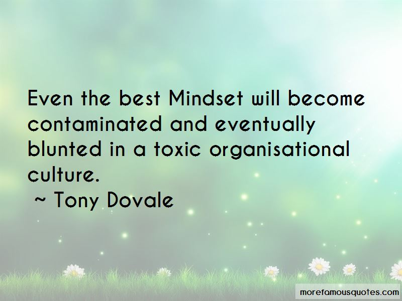 Quotes About Organisational Culture