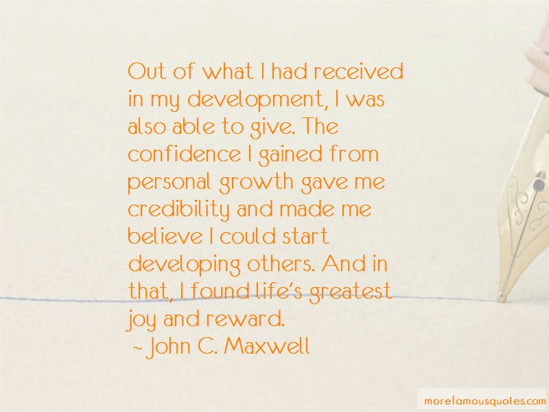 Personal Growth And Development Quotes Pictures 3