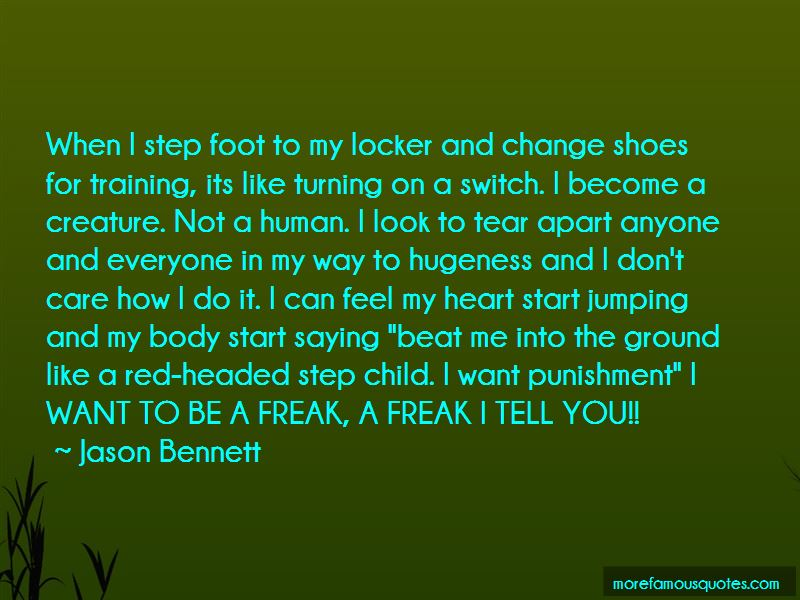 Red Headed Step Child Quotes Pictures 2