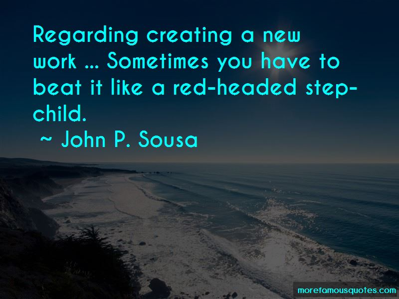 Quotes About Red Headed Step Child