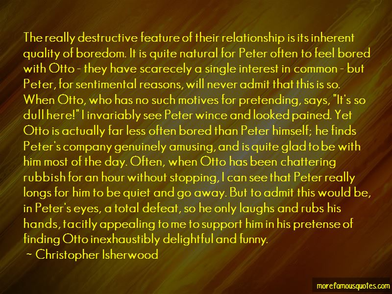 Quotes About Relationship Boredom