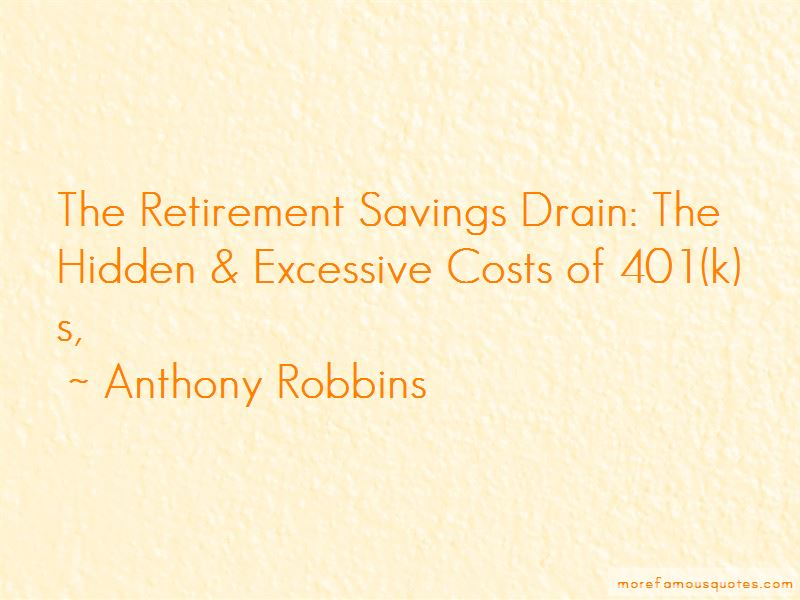 Retirement Savings Quotes Pictures 2