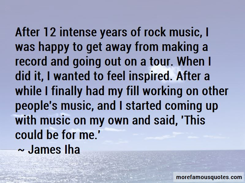 Quotes About Rock Music
