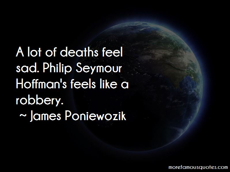 Quotes About Sad Deaths