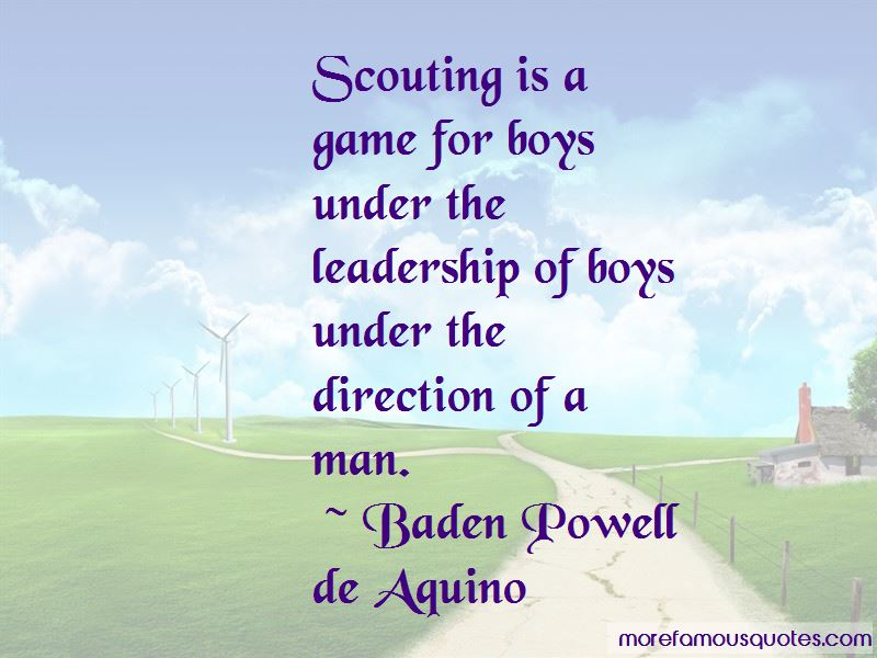 Scouting Quotes Pictures 4