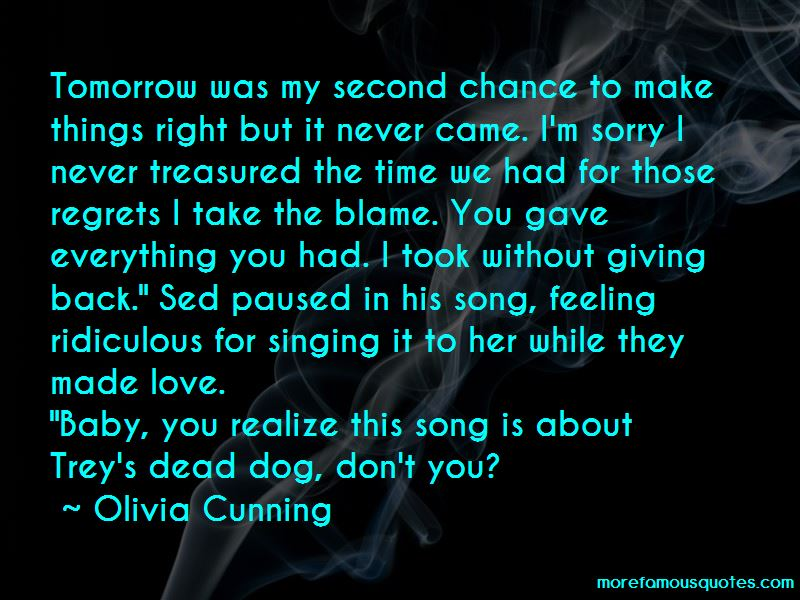 Quotes About Second Chance Love