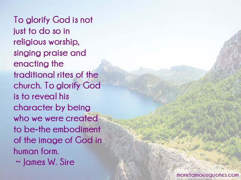 Quotes About Singing Praise To God