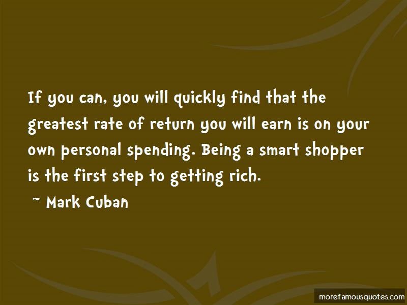 Quotes About Smart Spending