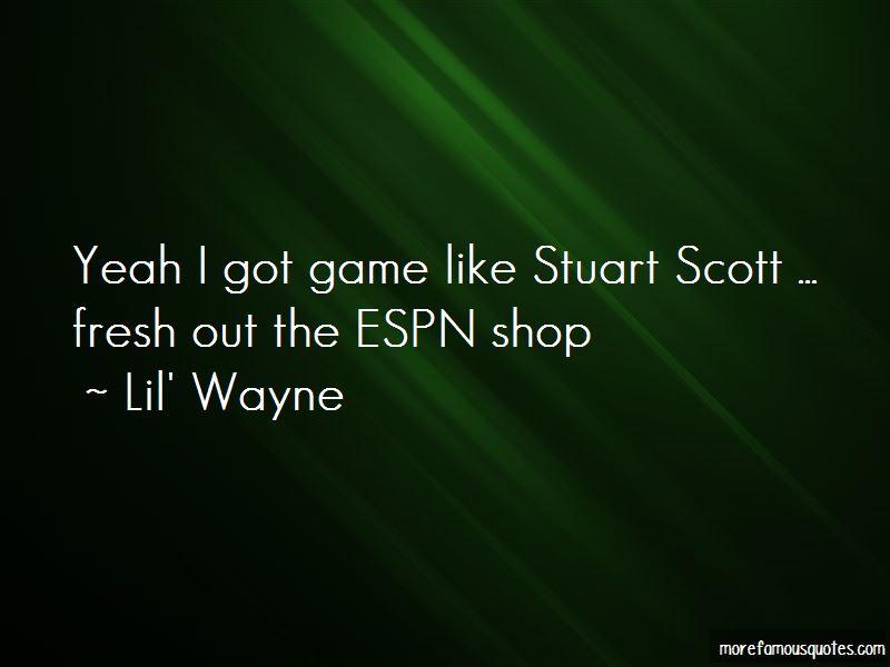 Quotes About Stuart Scott
