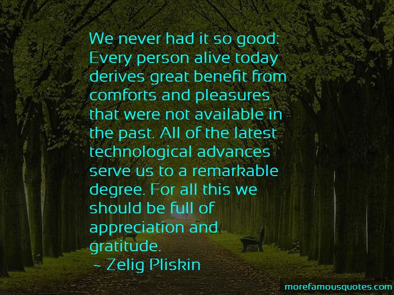 Quotes About Technological Advances