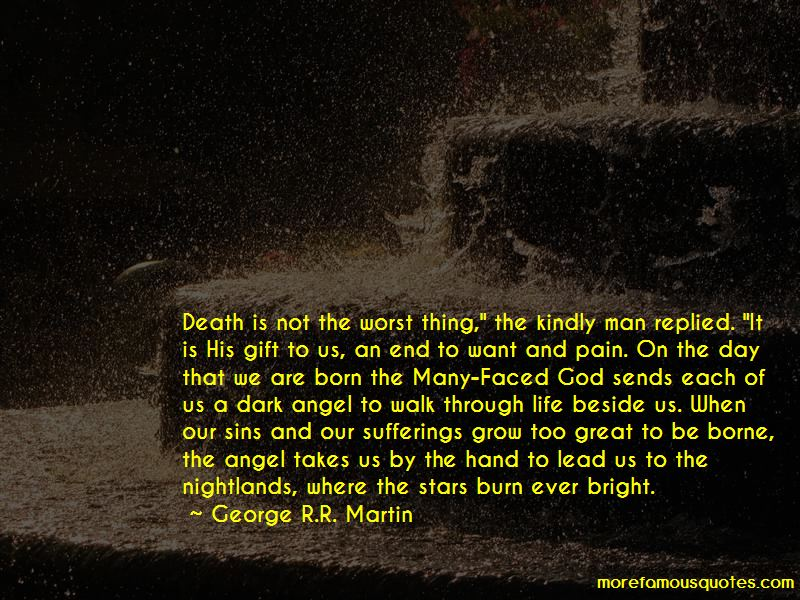 Quotes About The Many Faced God