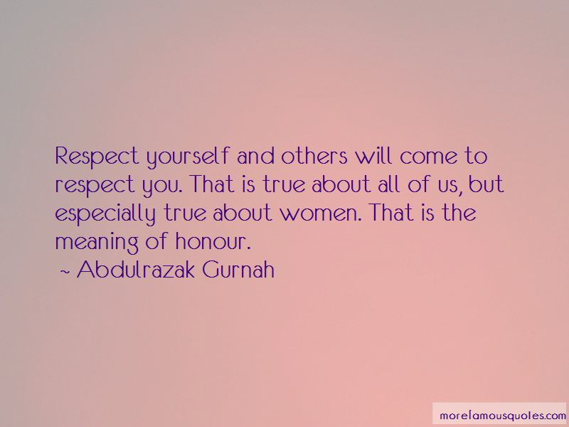 Respect Yourself And Others Quotes Pictures 3