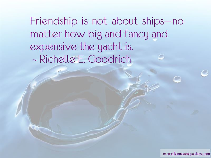 Ships Friendship Quotes