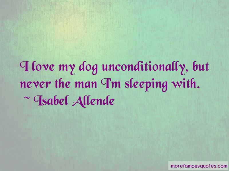 Sleeping With My Dog Quotes Pictures 2