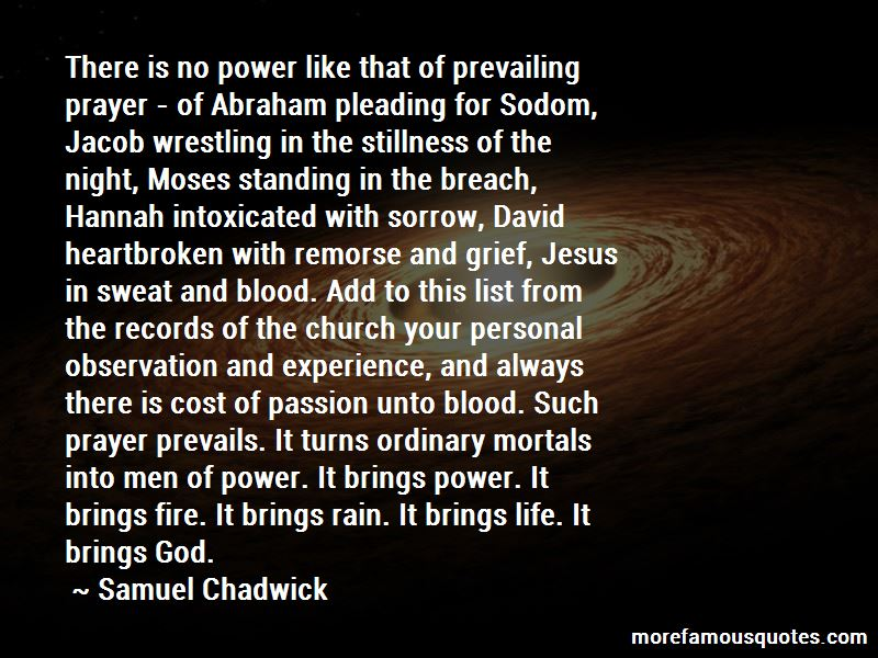 There Is Power In The Blood Of Jesus Quotes