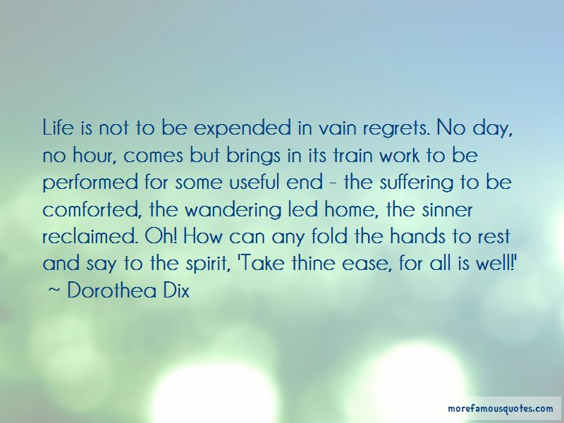 Wandering Spirit Quotes
