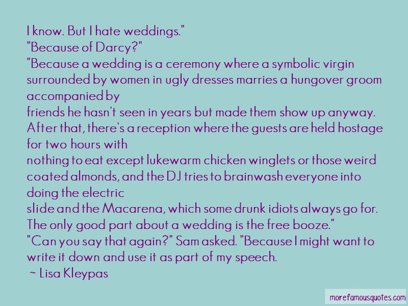 Wedding Reception Speech Quotes Pictures 2