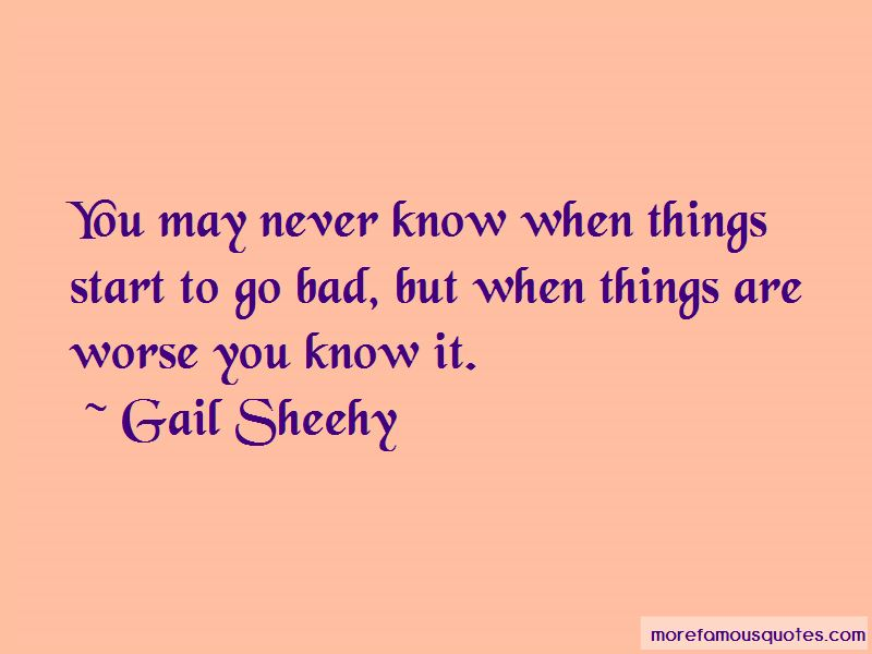 You May Quotes