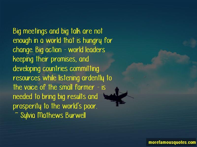 Big World Small World Quotes