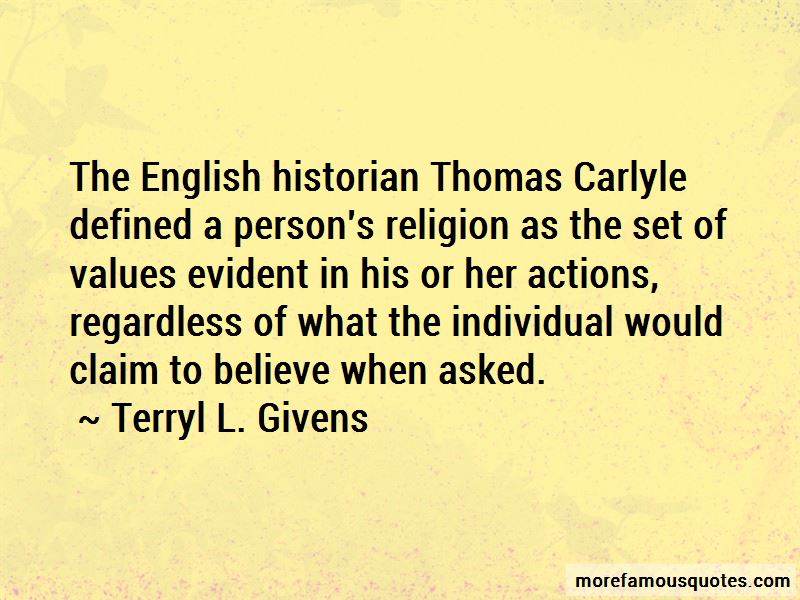 Carlyle Thomas Quotes Pictures 3