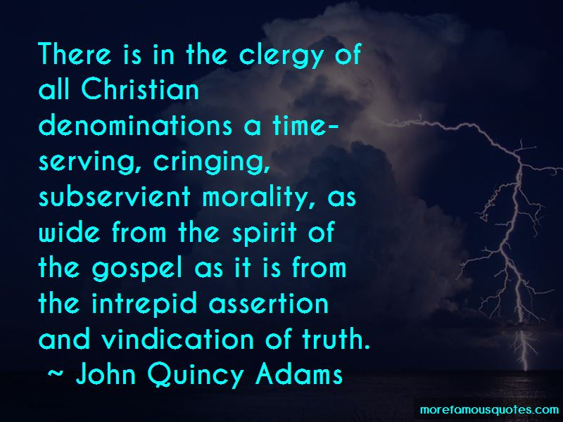 Christian Denominations Quotes Pictures 4