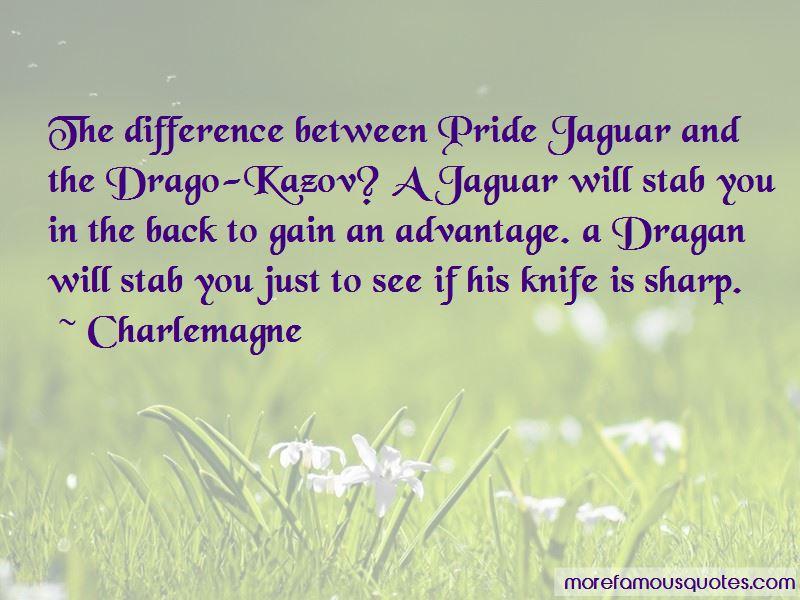 Drago Quotes