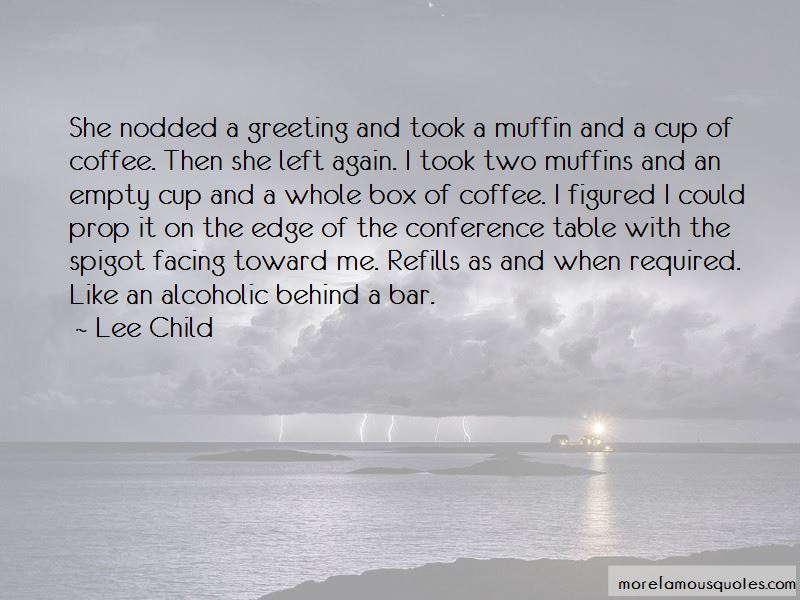 Empty Cup Quotes