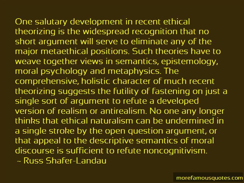 Ethical Appeal Quotes