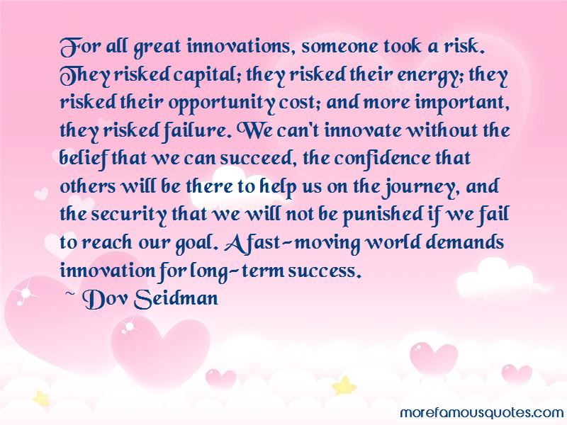 Failure To Innovate Quotes Pictures 3