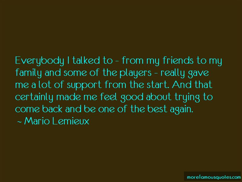 Family Friends Support Quotes Top 34 Quotes About Family Friends