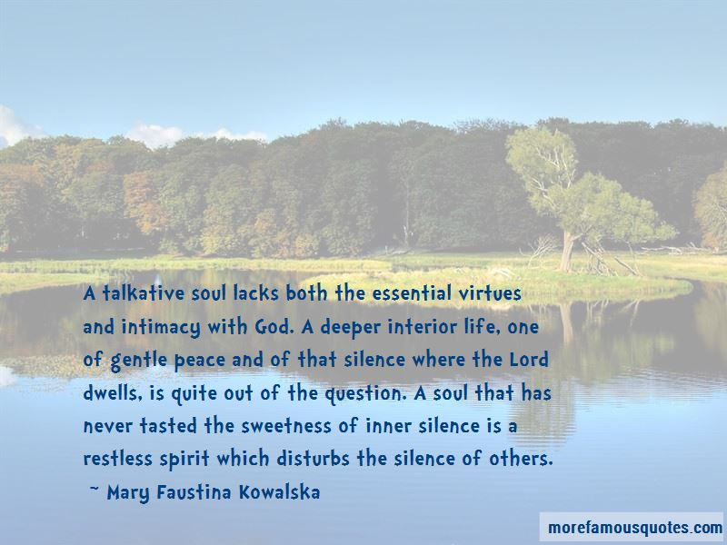 God Inner Peace Quotes