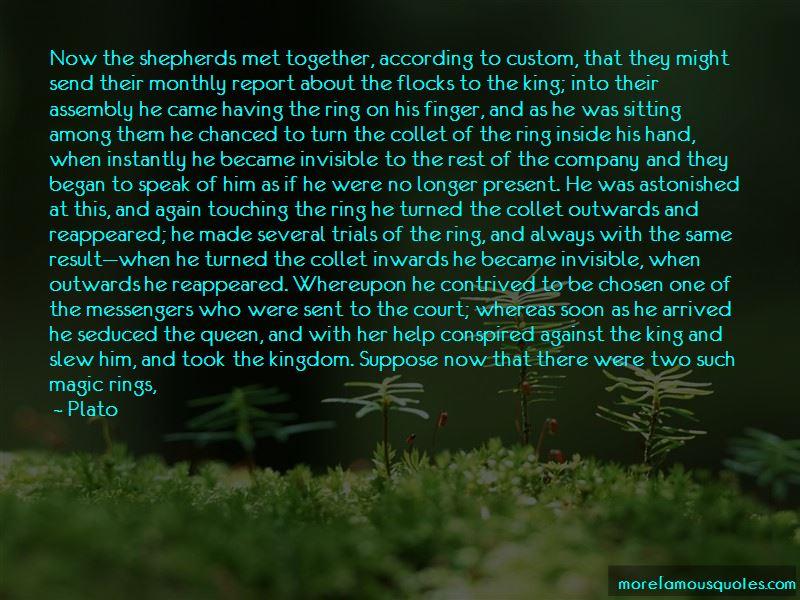 Inside The Magic Kingdom Quotes
