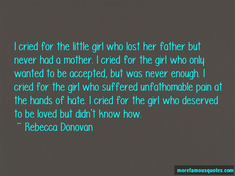 Lost Little Girl Quotes Pictures 2