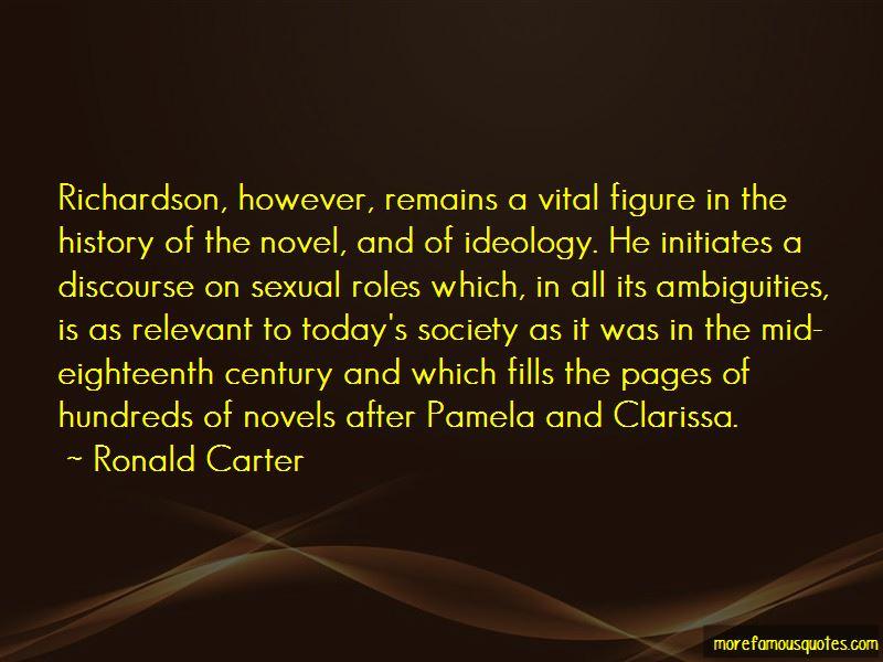 Pamela Richardson Quotes