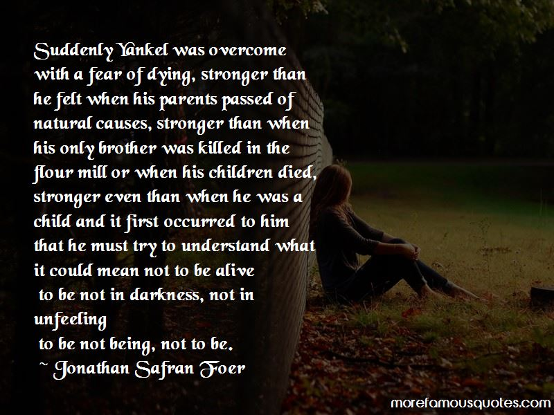 Quotes About A Brother Dying