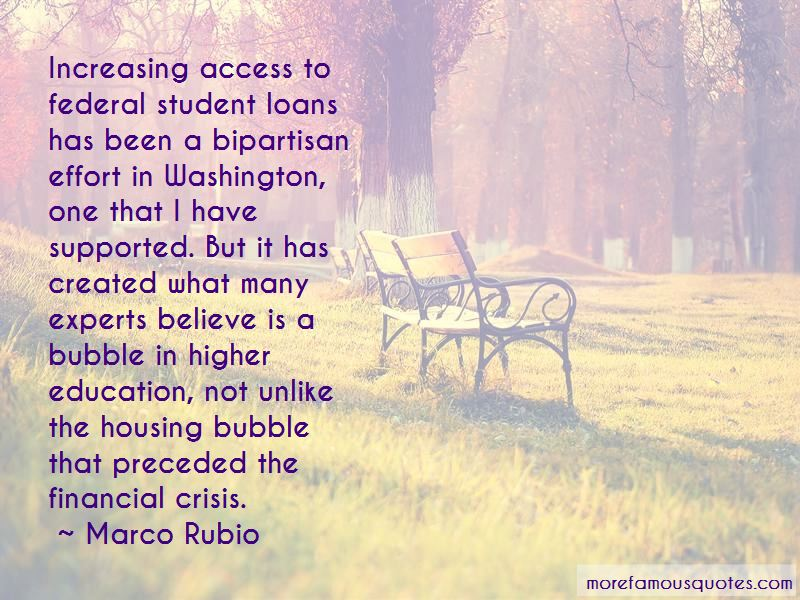 Quotes About Access To Higher Education
